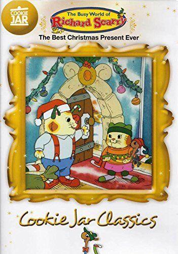 richard scarry the best christmas present ever cookie jar classics dvd ebay - Best Christmas Present Ever