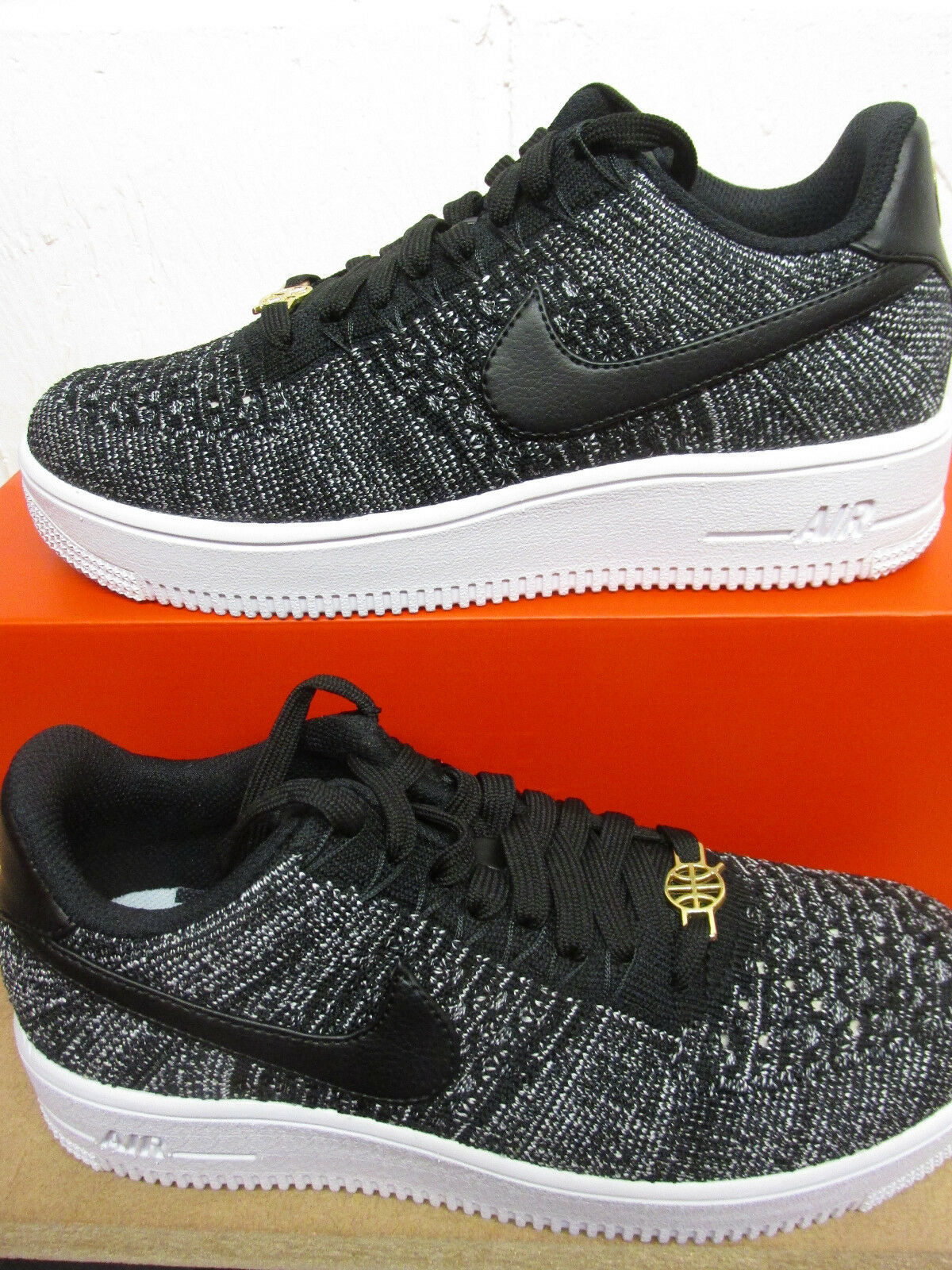 Nike AF1 Air Force 1 Ultra Flyknit Zapatillas Running Hombre 853880 001