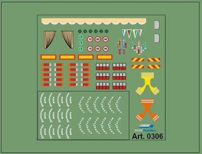 H0//1:87 DIS0306 Decals• Universal