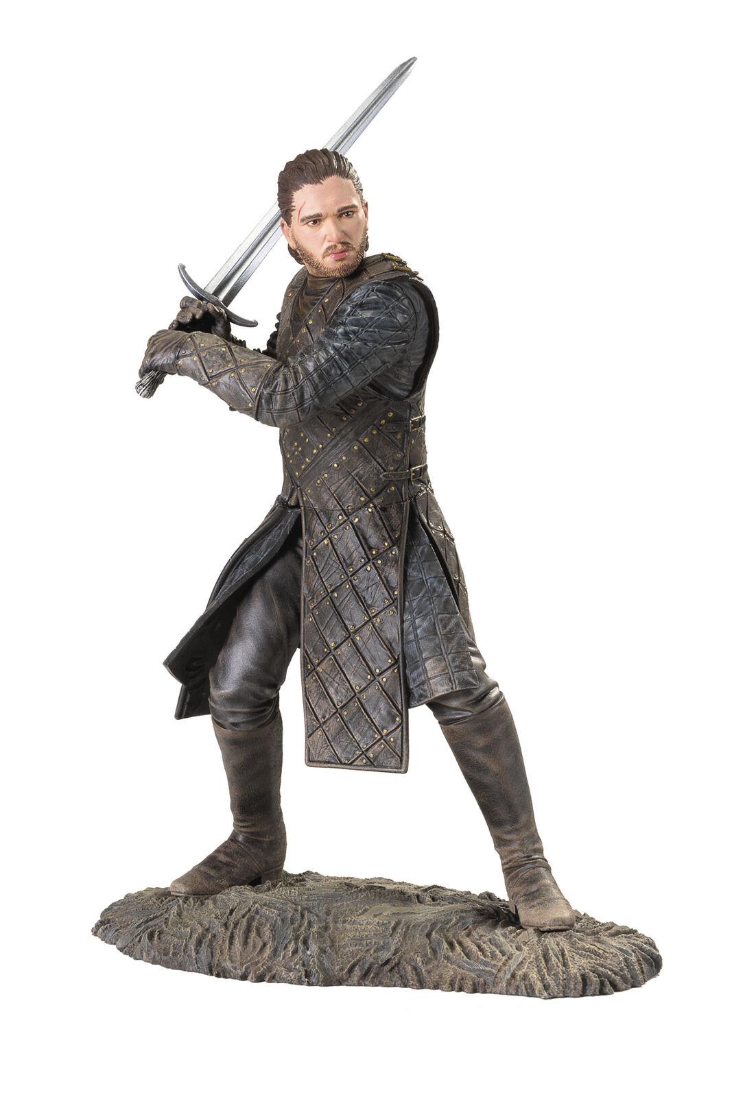 Dark Horse - Game Of Thrones - Jon Snow Battle Of The Bastards Figura