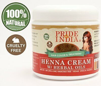 Selfless Henna Cream W/ Herbal Oils For Coloring & Conditioning Hair 16 Oz Other Hair Care & Styling Hair Care & Styling