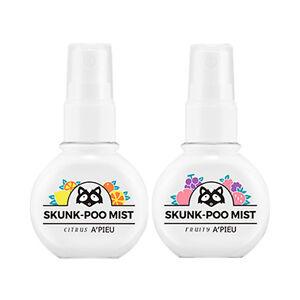 Details about [A'PIEU] Skunk Poo Mist - 45ml