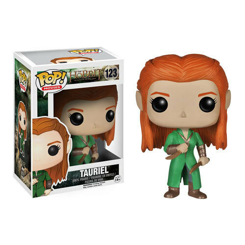 DIE HOBBIT THE FIGURE ELF ELF TAURIEL POP FUNKO BATTLE OF FIVE ARMEEN FILM  1