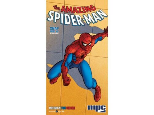 2012 MPC 764 18 The Amazing SpiderMan snap model kit new in box