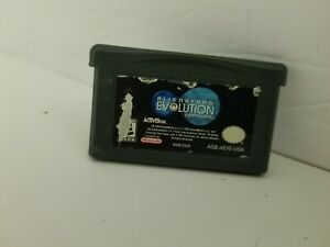 ALIENATORS EVOLUTION GameBoy Advance Cartridge Only Cleaned &Tested A9