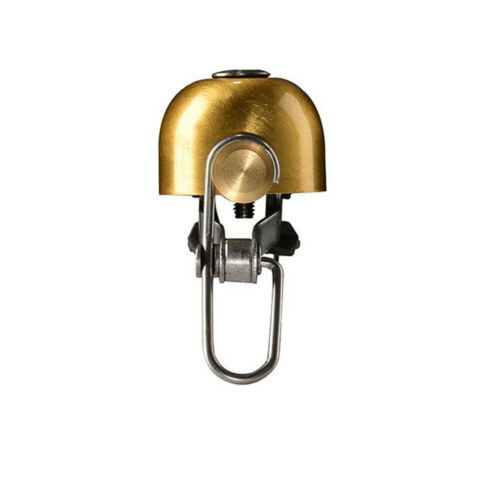 Cycling Bicycle Bike Handlebar Ring Stainless Steel Bell Horn Classical Bell