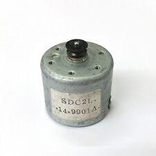 NEW SDC2L 12V DC Motor for CD-ROM, DVD, or Cassette Belt Drive
