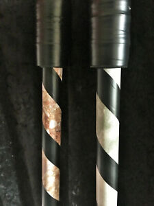 1-2-Metre-Marble-Effect-Practice-Staff-non-fire-Rainbow-Dragon-120cm-1-2m