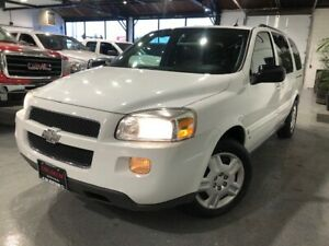 2009 Chevrolet Uplander ONLY 70KM-1 OWNER-SUMMER AND WINTER RIMS INCLUDED