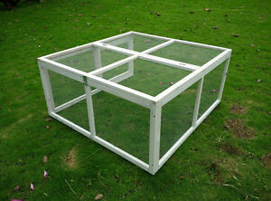 BARN RUN CHICKEN COOP RUN HEN HOUSE POULTRY ARK HOME NEST BOX COUP COOPS