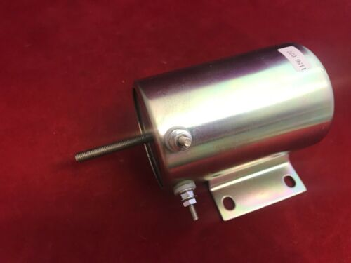 New Detroit Diesel Fuel Shutoff Solenoid 24 Volt 1118191 23504197 187196H1