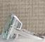 thumbnail 4 - Transparent Sea Blue 14.32CT Aquamarine With White CZ Party Fashion Women's Ring