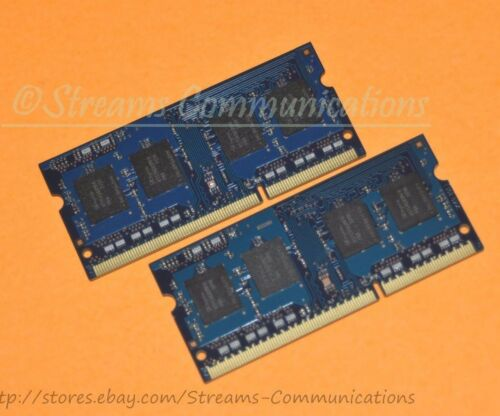 2x 4GB RAM for HP Pavilion dv7-3079wm Entertainment Notebook PC 8GB DDR3