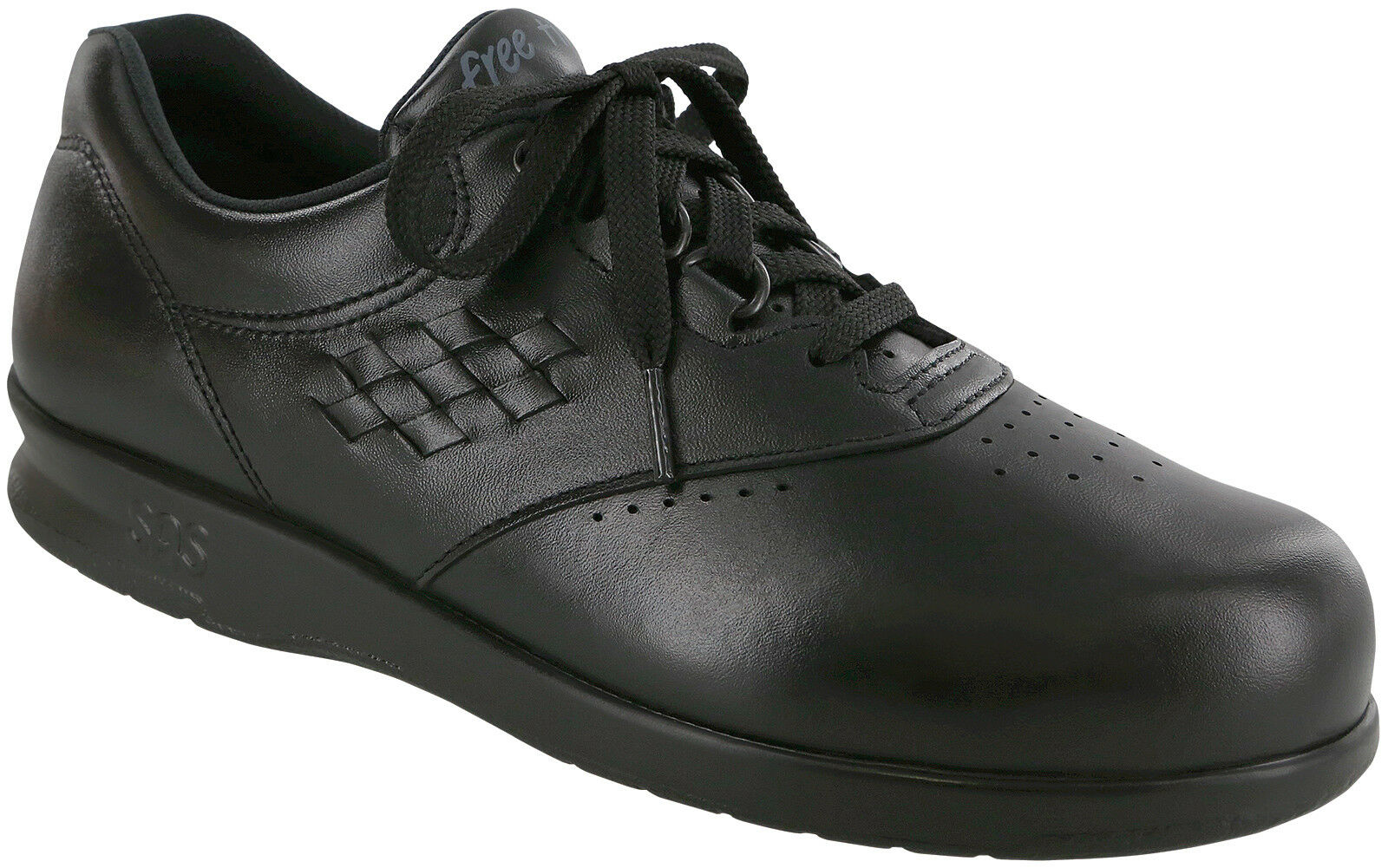 SAS SAS SAS Free Time Black Womens shoes 10 Medium M FREE SHIPPING Brand New In Box Save 51d237