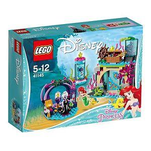 LEGO-Disney-Princess-41145-Arielle-und-der-Zauberspruch-NEU-OVP-NEW-MISB-NRFB