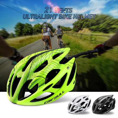Cycling Helmet Superlight 21 Vents Breathable MTB Mountain Bike Road G7K0