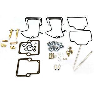 Neuf-Double-Carburateur-Reconstruction-Kit-Polaris-800-Rmk-2003-2005-Carbie