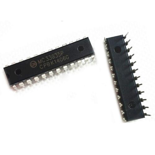 10 Pcs MC33035P DIP-24 MC33035 Motor Controller