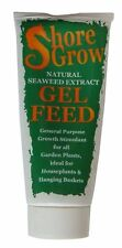 3 x Shore Grow Gel Feed, 175ml - Natural Seaweed Extract -  Growth Stimulant