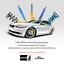 Kit 2 BILSTEIN Rear 4600 Shocks for Toyota Sequoia 4WD 2008-2014