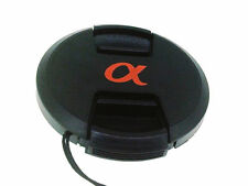 ALC-49 Front Pinch lens cap cover for Sony Alpha lens with 49mm filter thread