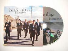 BACKSTREET BOYS : INCOMPLETE ♦ CD SINGLE PORT GRATUIT ♦