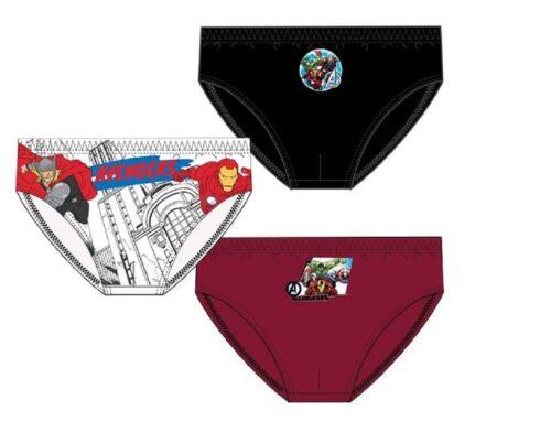 Boys Cotton Pants Avengers Briefs Knickers Underwear Undies 2 3 4 5 6 7 8 Yrs