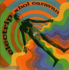 "XHOL CARAVAN: Electrip (1969); + 2 bonus tracks (their one and only 7"" single);"