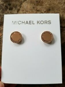 c6a941d4ef9e Image is loading Michael-Kors-MKJ2316-Brilliance-Rose-Gold-Tone-Steel-