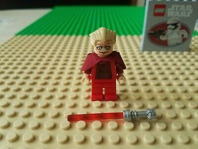 Custom UV Print LEGO minifigure Star Wars Vice Chancellor Mas Amedda