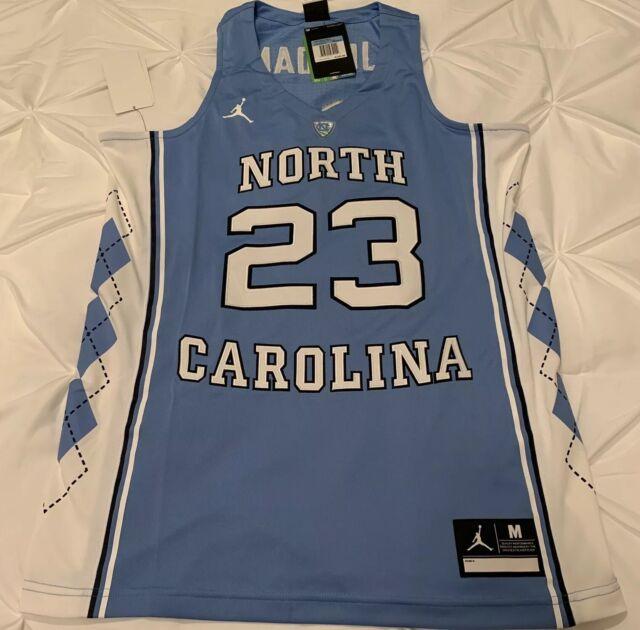 michael jordan north carolina basketball jersey