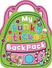 My Funky Sticker Backpack by Chris Scollen (Paperback / softback, 2011)