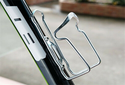 GUB Bike Bottle Cage Aluminium Bicycle Water Bottle Holder Rack Cage w// 2 Bolts