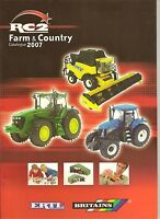 Rc2 Farm & Country Collection Catalogue, 2007