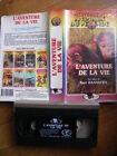 L'Aventure de la vie de Bert Haanstra, VHS Fil à film, Doc/Animaux, RARE!!!