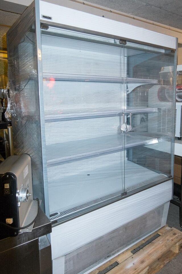 Displaykøleskab