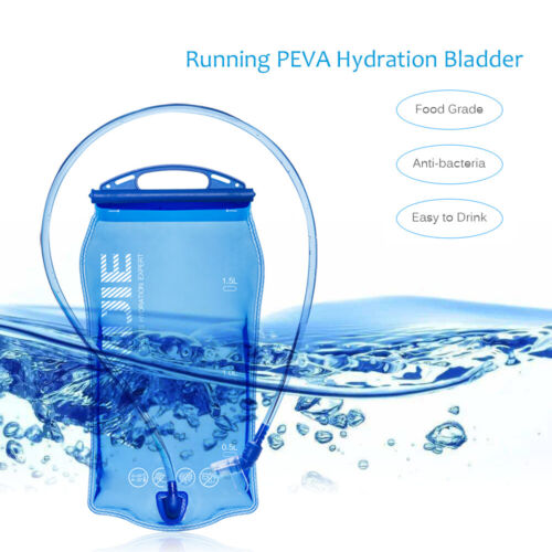 AONIJIE 1.5L //3L Hydration Bladder//Pack Water Reservoir Pouch For Hiking//Cycling
