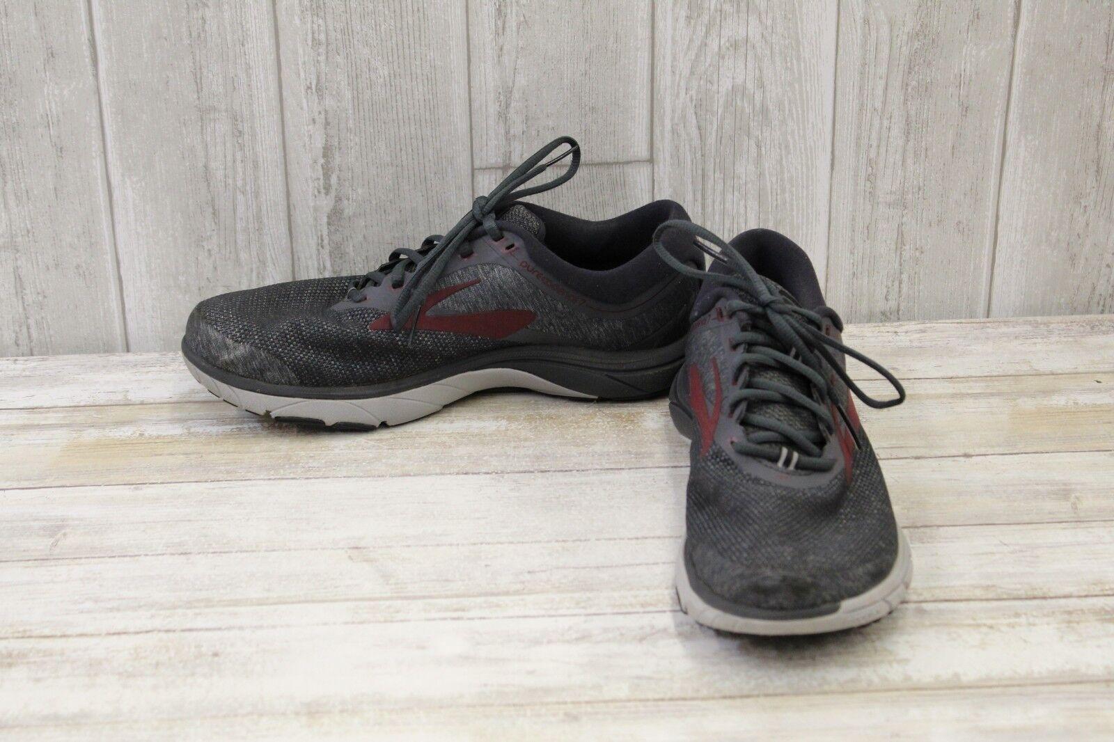 Brooks PureCadence 7 Running shoes - Men's Size 10D - Black Ebony (Damaged)