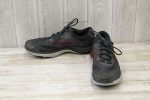 ea574c2f934 Brooks PureCadence 7 Running Shoes - Men s Size 10D - Black Ebony ...