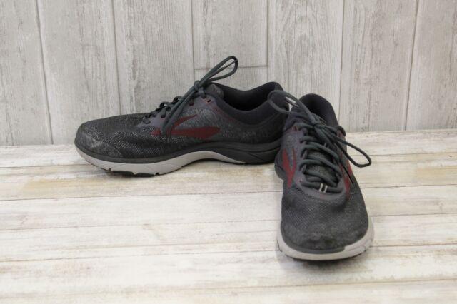 0f46d6b058375 Brooks PureCadence 7 Running Shoes - Men s Size 10D - Black Ebony (Damaged)