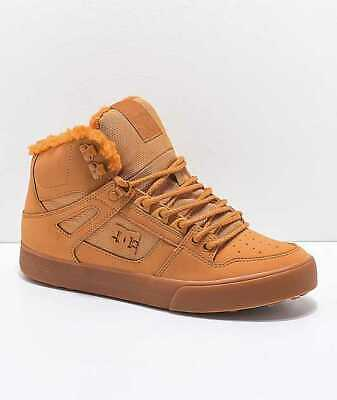 NEW MEN'S 9 10.5 11 DC SHOES PURE HIGH