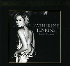 From The Heart: K2hd - Katherine Jenkins (2011, CD NEU)