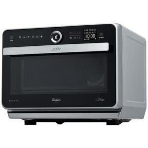 WHIRLPOOL JT 479 SL Jet Chef Premium Forno a Microonde+Grill Potenza 1000 Watt C