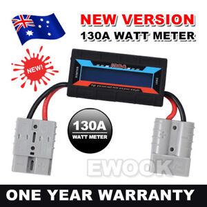 130A-Watt-Meter-Power-Analyzer-Digital-LCD-Solar-Volt-Amp-Anderson-Style-Plug-AU