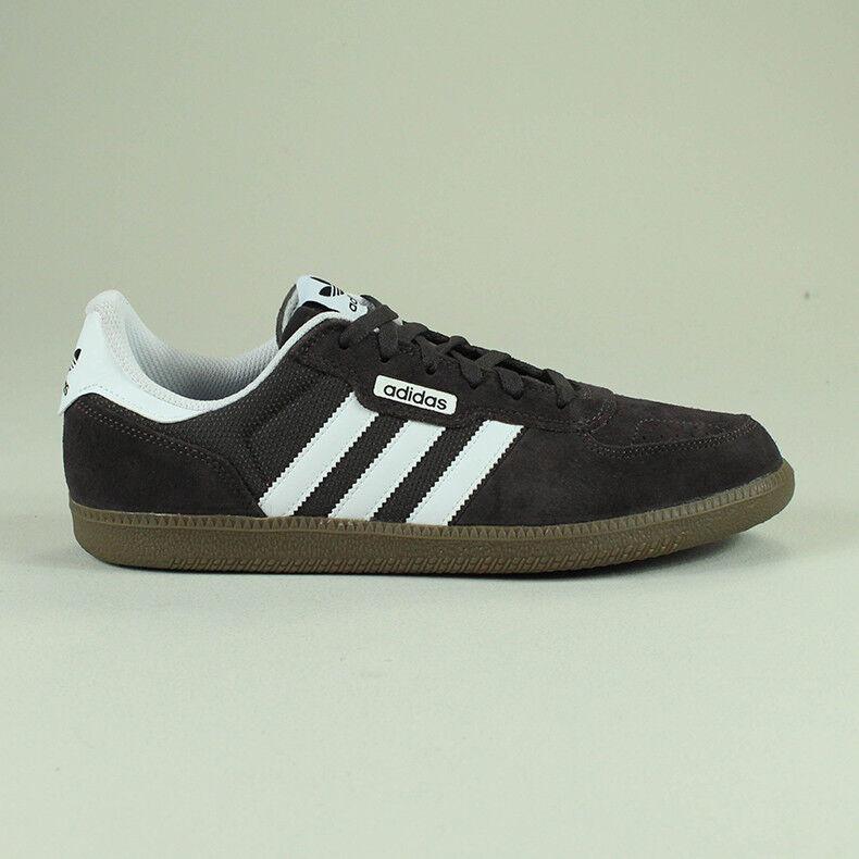 Adidas Dark zapatos Leonero zapatos Adidas – Dark Adidas Marrón / Blanco 54c4f4