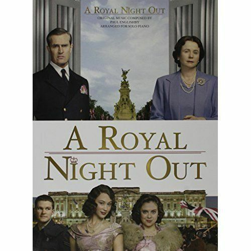 1 of 1 - Paul Englishby, A Royal Night Out (Solo Piano), Very Good Book
