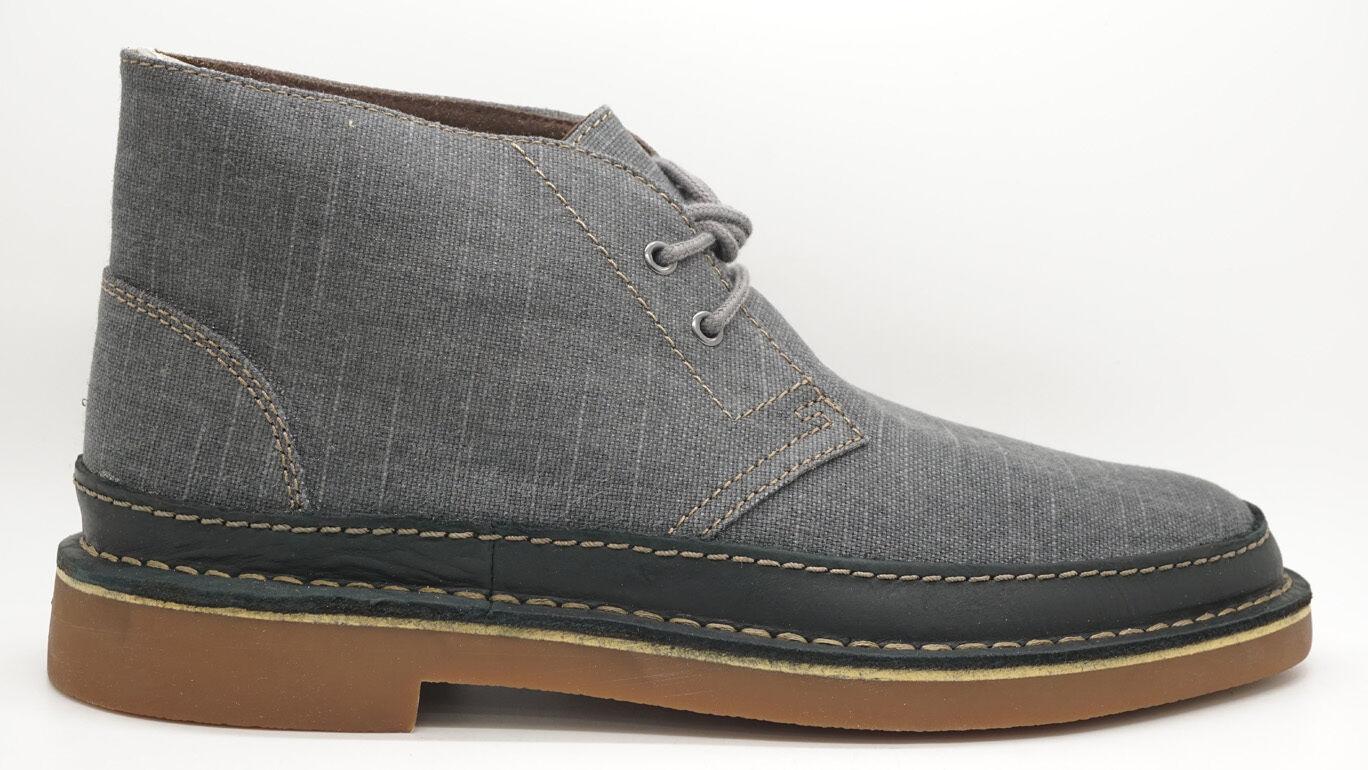 [Bushacre RAND-07697] Clarks Bushacre Rand Rand Rand Zapatos Hombre Clarks Negro Suedm 478a18