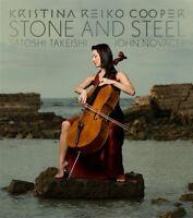 Kristina Reiko Cooper - Stone & Steel [new Cd] on Sale