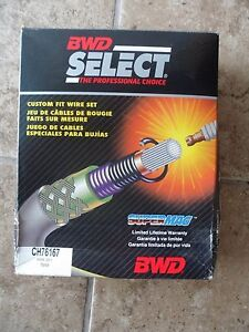 Details about Spark Plug Wire Set BWD CH76167 *MAKE OFFER* on