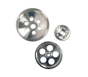 Details about Ralco RZ Performance Underdrive Pulley Kit Acura CL Honda  Accord 3 0L V6 SOHC